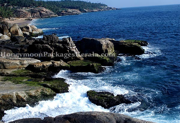 kerala beach attractions